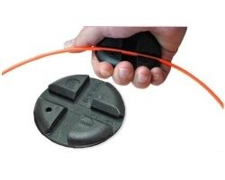 Gummiziehgriff für Nylon Einziehbänder