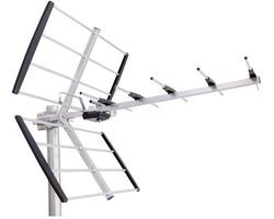 Maximum UHF 15A Aktive DVB-T Außenantenne (24 dB)