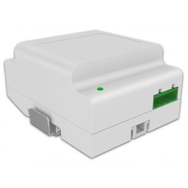 BALTER EVO 4-fach Verteiler 2-Draht BUS Technologie BUS-Verteiler für bis zu 4 Monitore