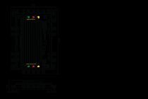 Preview: Inverto IDLU-UST110-CUO8O-32PP Unicable II Multischalter 8x16 / Legacy / Terrestrisch