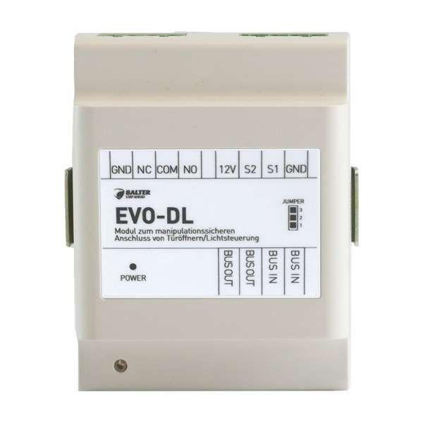 BALTER EVO-DL Manipulationssicheres Anschluss-Modul für Türöffner und Lichtsteuerungen