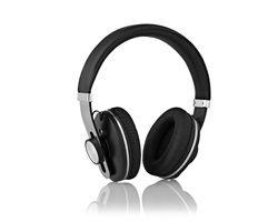 eSTUFF Bliss Black On-Ear Kopfhörer
