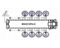 Preview: EMP ProfiLine MS33/12PIU-6 Multischalter