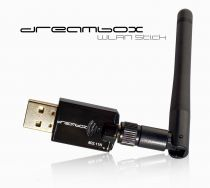 Preview: Dreambox Wireless USB Adapter 300 Mbps incl. Antenne