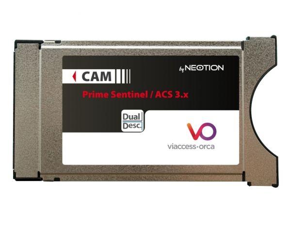 Neotion Viaccess Prime Sentinel / ACS 3.x Secure CI Modul CW64 Bit Secure