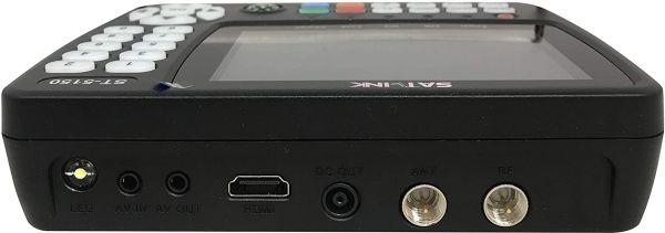 Satlink ST-5150 DVB-S/S2/T/T2/C Combo Messgerät