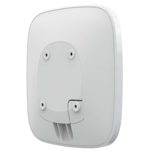 AJAX Alarmzentrale Hub Plus Jeweller Dual GSM LAN WIFI APP Steuerung Weiss