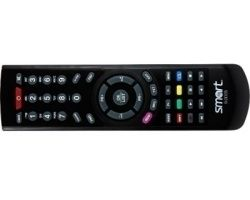 Smart CX02 HDTV Sat Receiver (USB, LAN, Smart Stream) schwarz