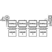 Vorschau: EMP Centauri Profi-Line aktiv Splitter Kaskadierer T5/10PUA-3