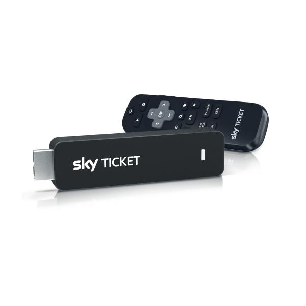 Sky Ticket TV Stick inkl. 3 Monate Serien (Entertainment)