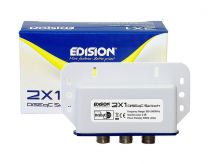 Preview: Edision DiSEqC Schalter Switch 2/1