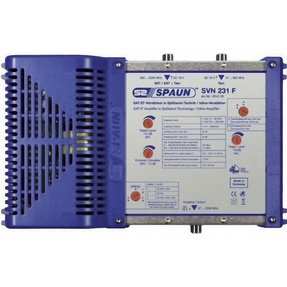 Spaun SVN 231 F SAT-Verstärker 20-30 dB