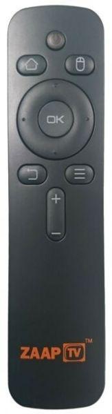 Fernbedienung ZaapTV HD609N BT Bluetooth Fernbedienung für HD609N