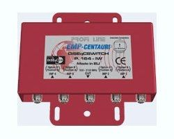 Diseqc Schalter 4/1 EMP Profiline - P.164-IW