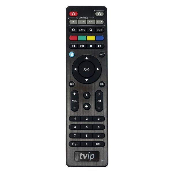 TVIP S-Box v.530 4K UHD IPTV/OTT Multimedia Player