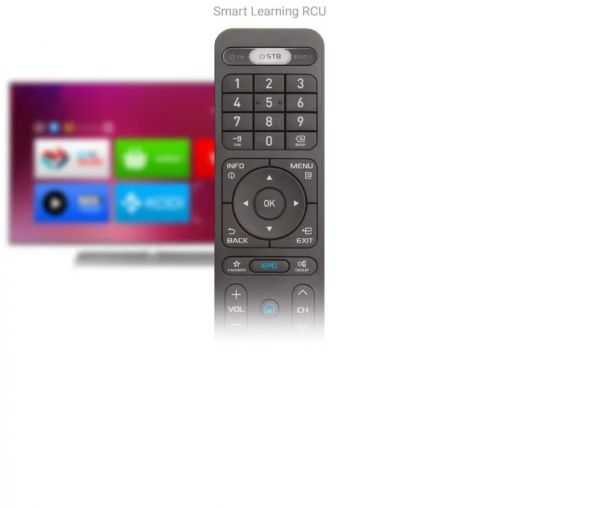 Formuler Zx 4K UHD IPTV Android 7.0 Player H.265 HEVC Wlan