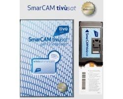 Tivu Sat TiVuSat HDTV SmartCAM Smart Card GOLD Mediaset CI CAM Modul inkl. Karte
